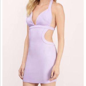 NWT TOBI Lavender Dress